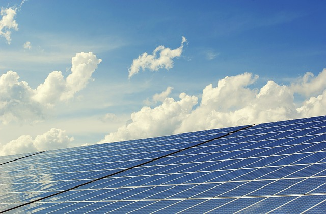 O futuro da energia solar na antiga terra da garoa