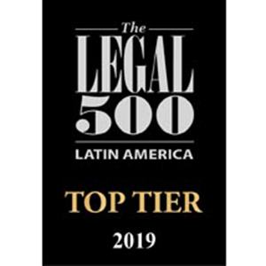 Leader on the area of Public Law by The Legal 500